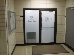 Dental Deans Office